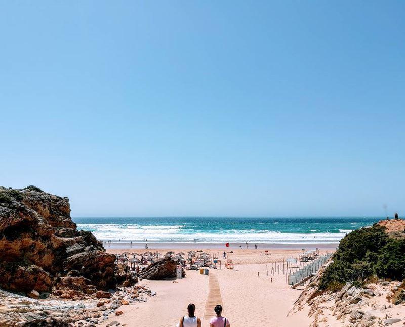 Красивые города Португалии: Гиншу