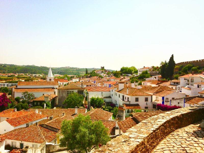 Красивые города Португалии: Обидуш