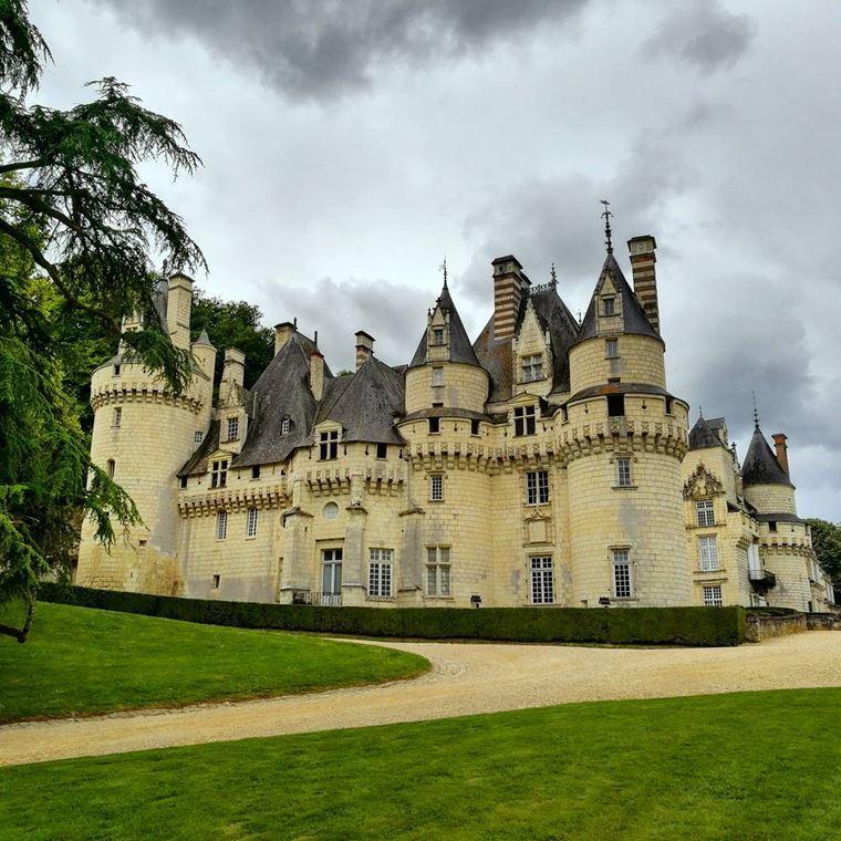 что самый красивый замок в мире фото биография его