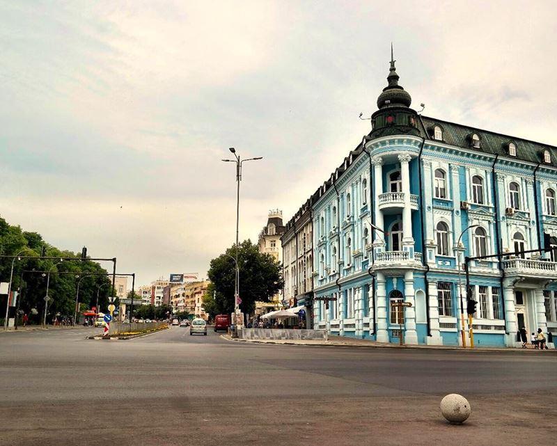 Красивые города Болгарии: Варна