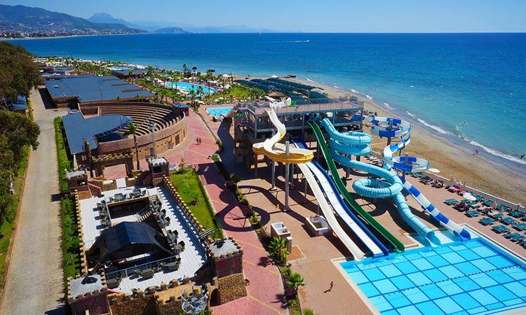 Отель Турции с аквапарком Eftalia Splash Resort (4 звезды)