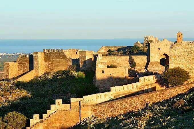 Курортные города Испании на побережье Средиземного моря: Сагунто