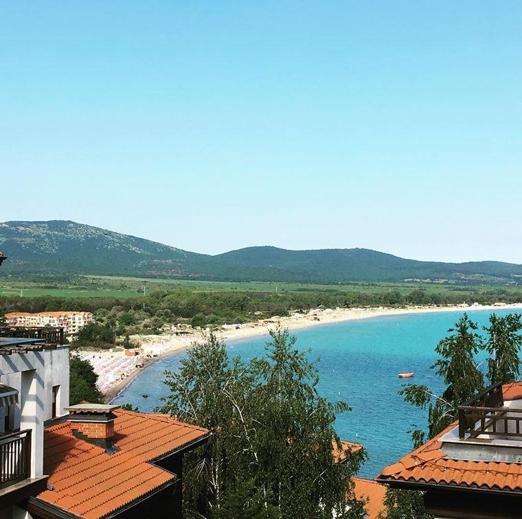 Города-курорты черноморского побережья: Созополь