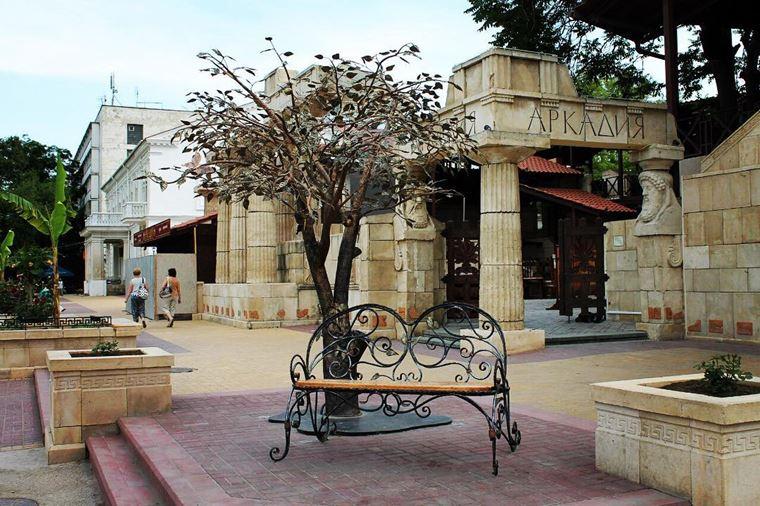 Города-курорты черноморского побережья: Феодосия