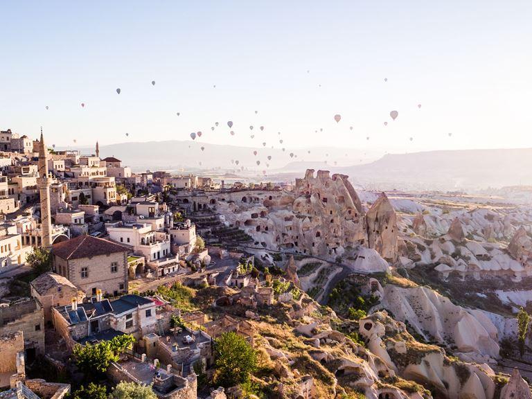 Отель Argos in Cappadocia - Романтический отель класса «люкс» в Турции