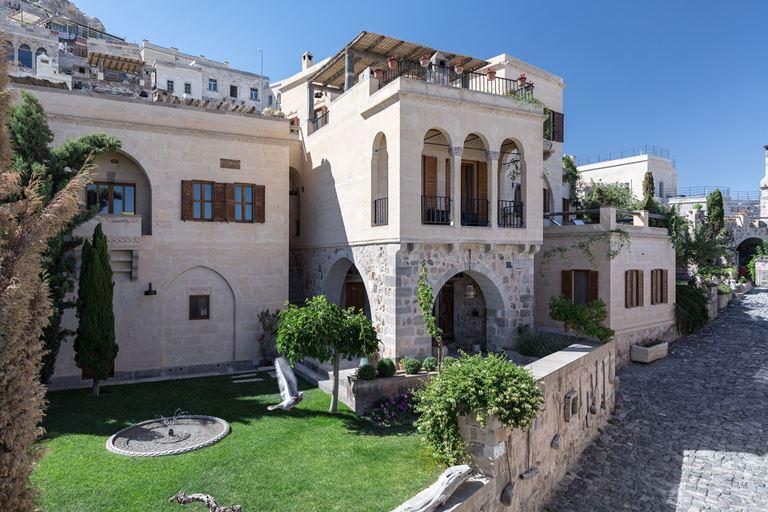 Отель Argos in Cappadocia - Лучший исторический отель в Турции