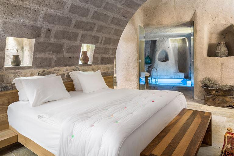 Отель Argos in Cappadocia - Лучший классический/исторический отель Турции и Европы