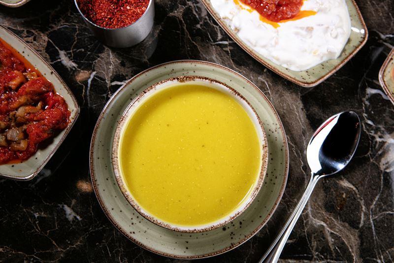 Рецепты вкусных и сытных мясных супов - Суп из жёлтой чечевицы