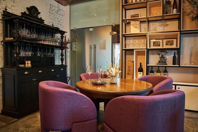 Новое место в Москве: винный ресторан Boulevard 22 - фото 2
