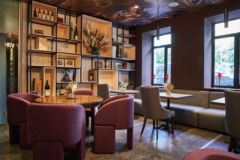 Новое место в Москве: винный ресторан Boulevard 22 - фото 1