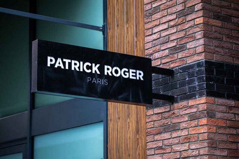Бутик элитного шоколада Patrick Roger открылся в The Outlet Moscow