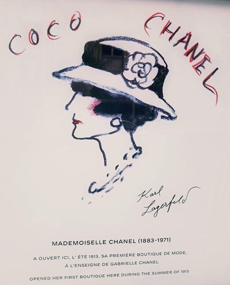 Hôtel Barrière Le Normandy Deauville - Coco Chanel