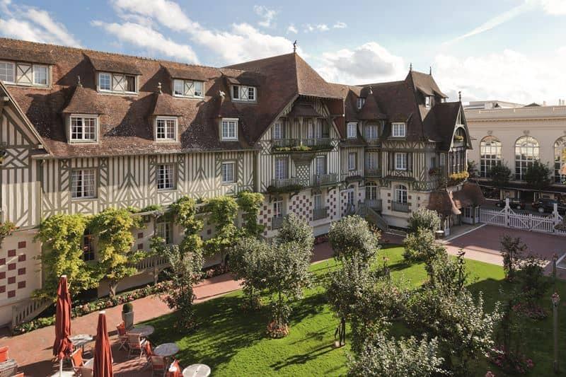 Довиль, отель, Шанель: как в Нормандии появился исторический французский отель и первый бутик Chanel