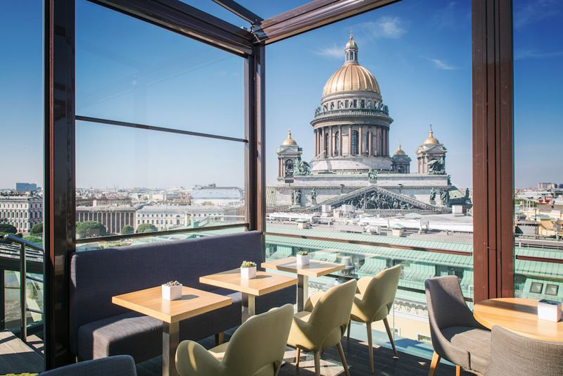 Отель SO/ St. Petersburg - фото 2