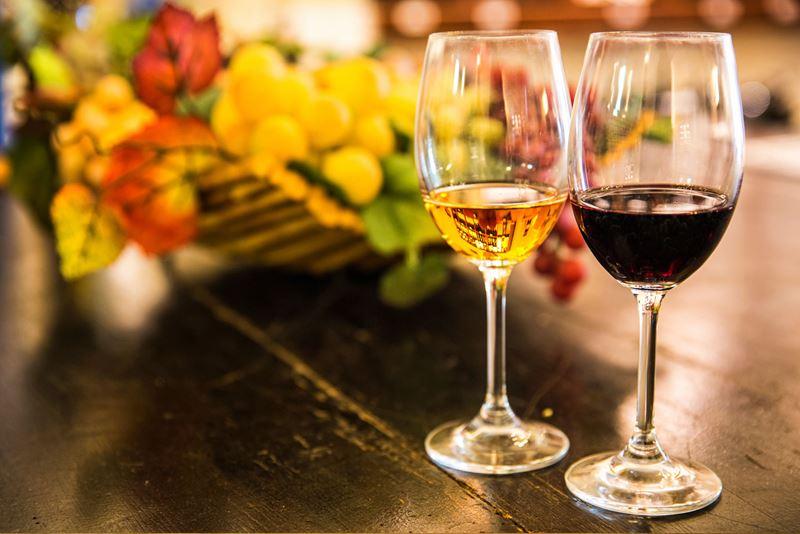 Осень 2020 в Лиссабоне: вино