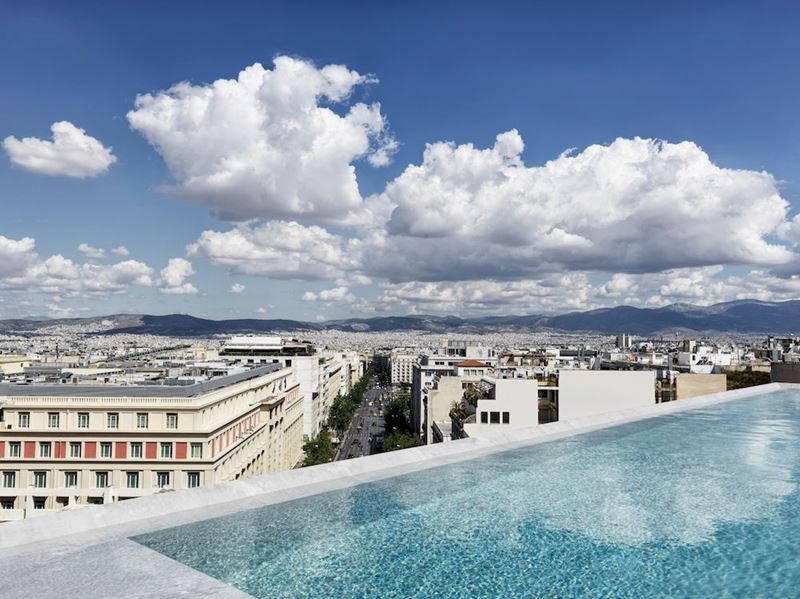 Athens Capital Hotel – дебют MGallery Collection в Греции - фото 4