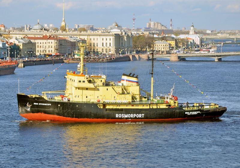 VII Фестиваль ледоколов в Санкт-Петербурге (19-20 сентября 2020)