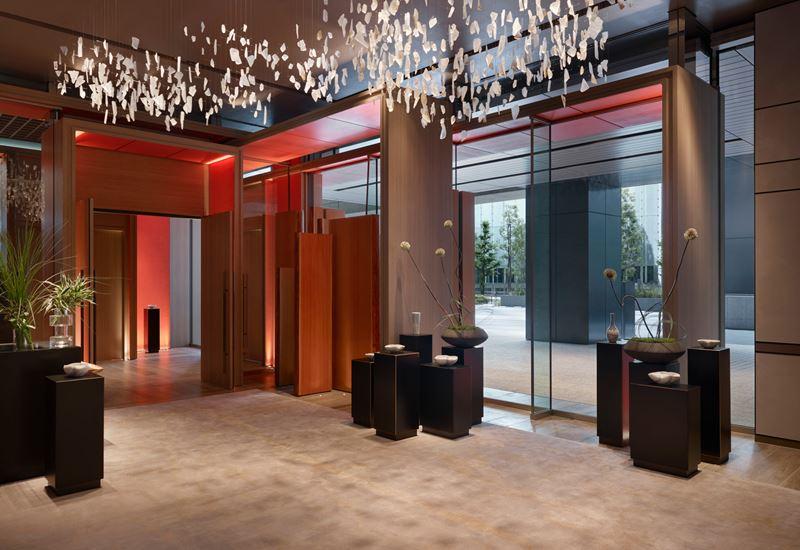 Four Seasons Hotel Tokyo At Otemachi (Япония) - фото 1