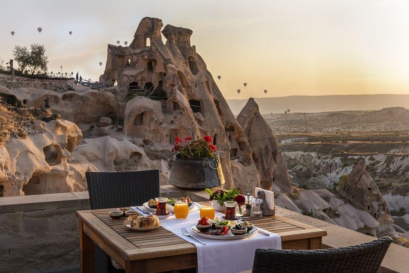турецкий отель Argos in Cappadocia получил 5 престижных международных наград