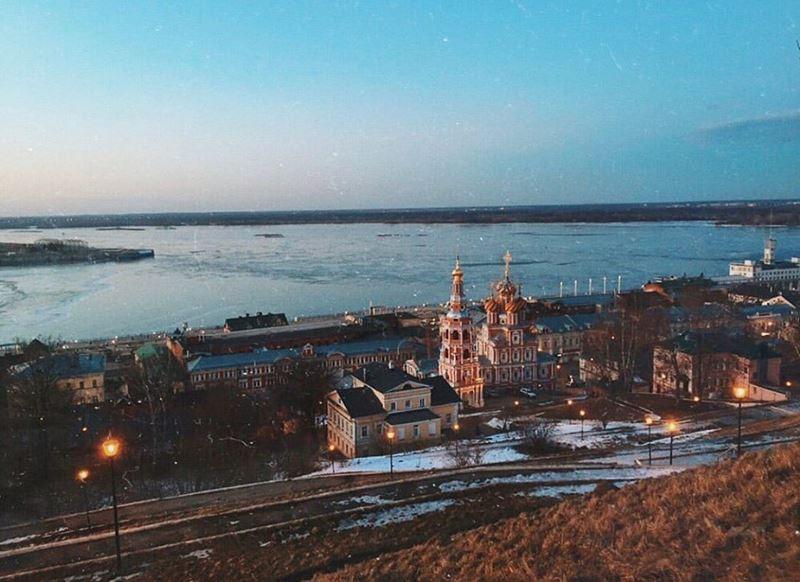 Осень в России: путешествие по Волге - Нижний Новгород