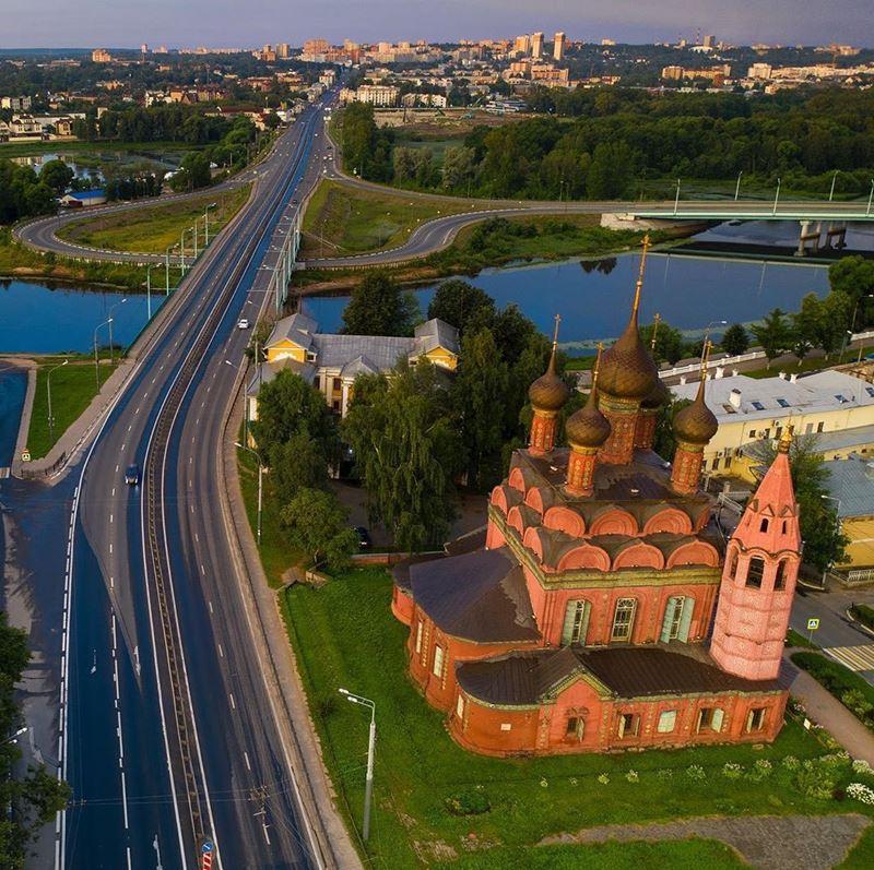 Осень в России: путешествие по Волге - Ярославль