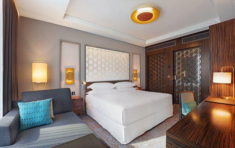 Sheraton Nur-Sultan Hotel - фото 2