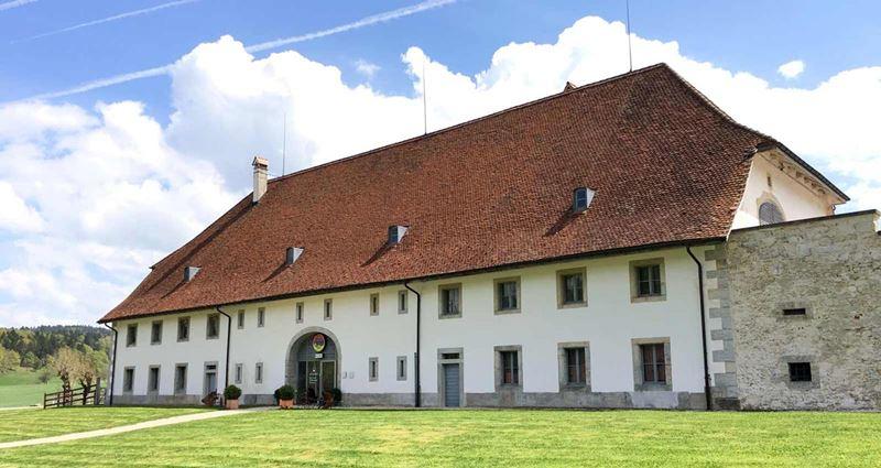 Швейцарский сыр Тет де Муан – аббатство Бельле