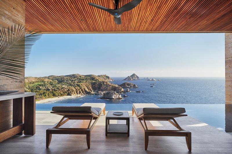 Four Seasons Resort Tamarindo, México – новый курорт на тихоокеанском побережье Мексики - фото 5