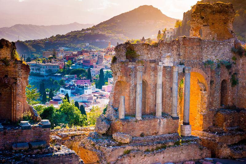 Исторический отель San Domenico Palace в сицилийском городе Таормина откроется под брендом Four Seasons