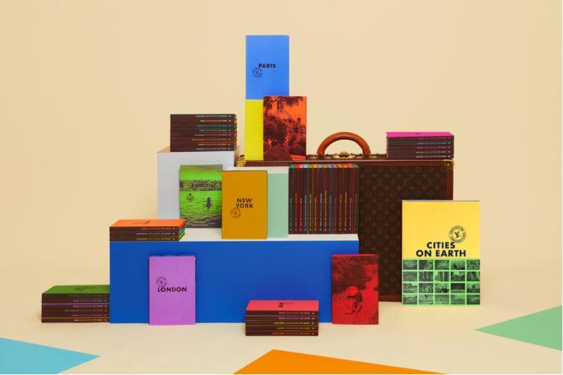 Книжный pop-up бутик Louis Vuitton в отеле Brach Paris - City Guide