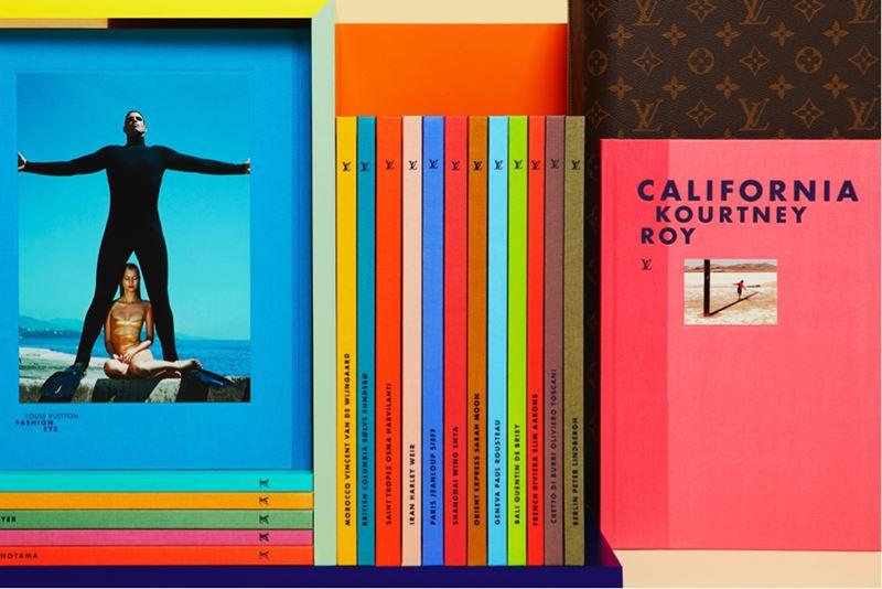 Книжный pop-up бутик Louis Vuitton в отеле Brach Paris - Fashion Eye