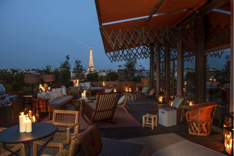 Книжный pop-up бутик Louis Vuitton открылся в отеле Brach Paris