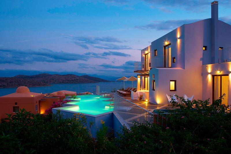Курортные отели сети Marriott в Греции - Domes of Elounda, Autograph Collection