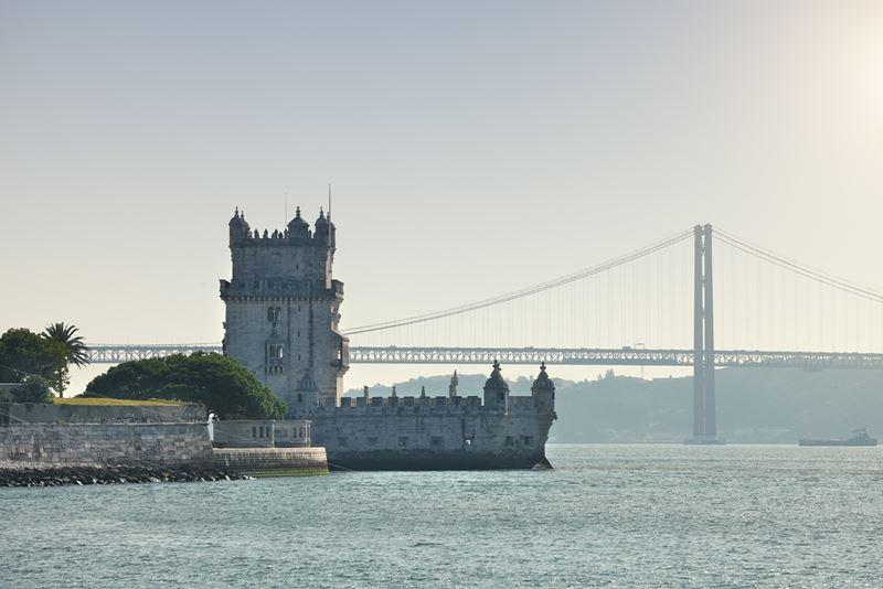 В Лиссабон с детьми: куда сходить всей семьей - Беленская башня