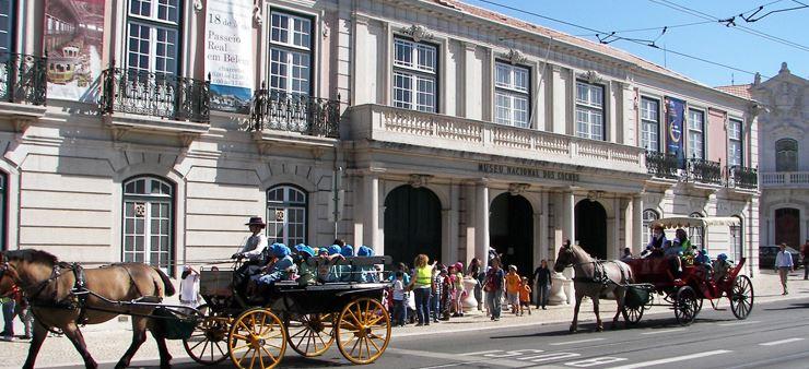 В Лиссабон с детьми: куда сходить всей семьей - Музей карет