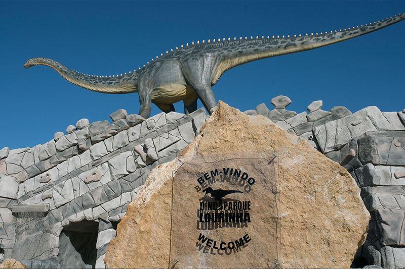 В Лиссабон с детьми: куда сходить всей семьей - Парк динозавров
