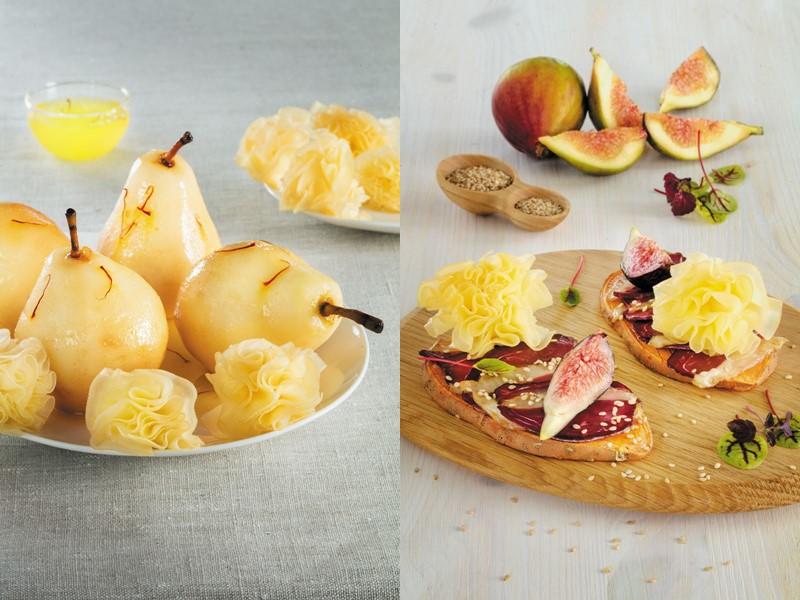Швейцарский сыр Тет де Муан – с грушей и инжиром