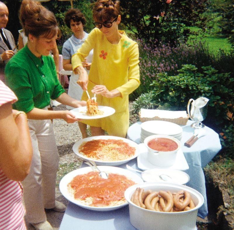 Рецепт спагетти с томатным соусом, которые любила готовить Одри Хепберн