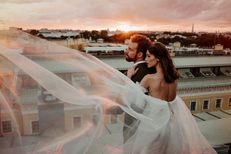 Свадьба мечты с панорамным видом в SO/ St. Petersburg  - фото 4