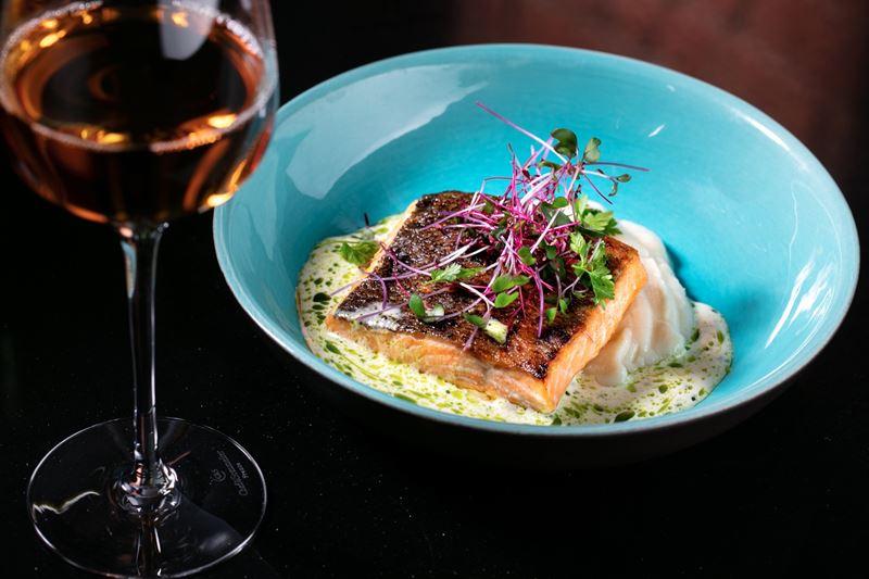 Винный ресторан Cepage на Красной Пресне - блюда меню