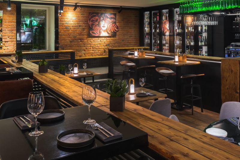 Новое место в Москве: винный ресторан Cepage на Красной Пресне