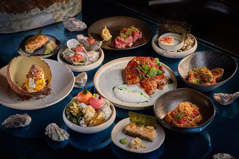 Ресторан азиатской кухни Asiatique Kitchen x Bar в Москве -