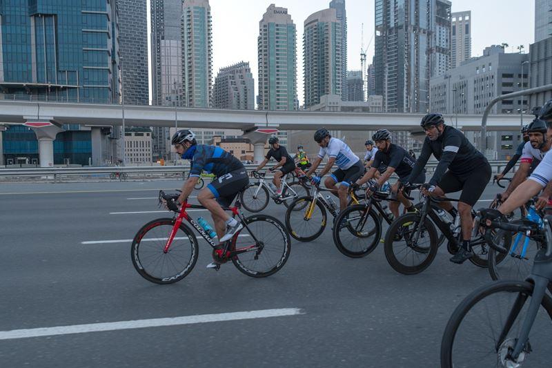 Dubai Fitness Challenge 2020 - Dubai Ride