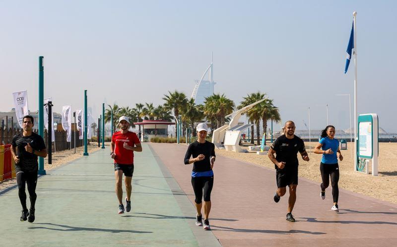 Dubai Fitness Challenge 2020 - Dubai Run