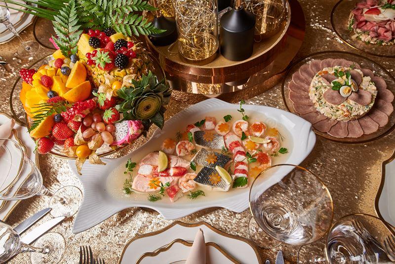 Блюда для новогоднего стола от Доменико Филиппоне (1)