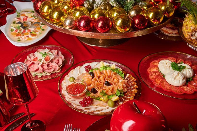 Блюда для новогоднего стола от Доменико Филиппоне (3)