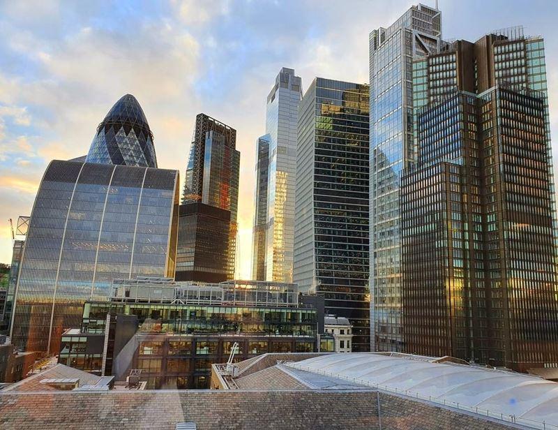 Районы Лондона - Сити (City of London)