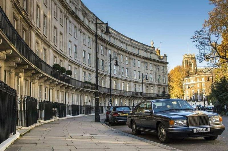 Районы Лондона - Найтсбридж