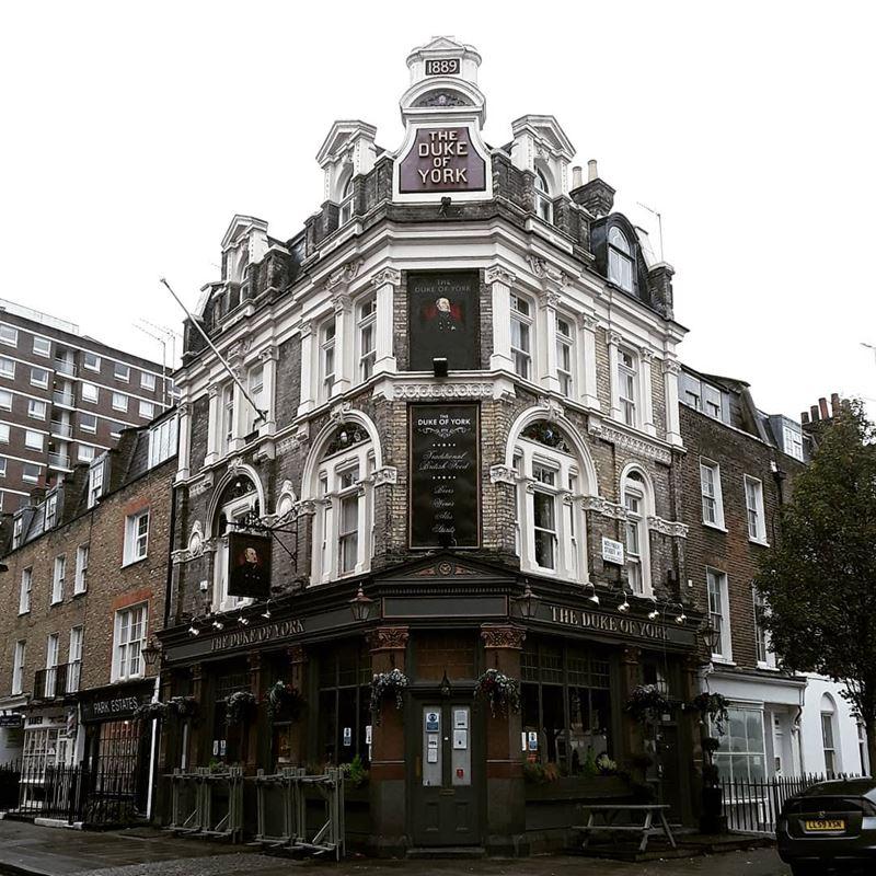 Районы Лондона - Мэрилебон