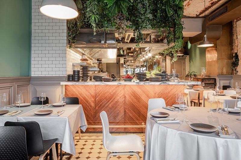 Новое место в Москве: ресторан Sybarite на Садовом кольце